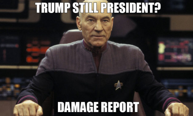 Daily Trump Damage Report 1/31/17