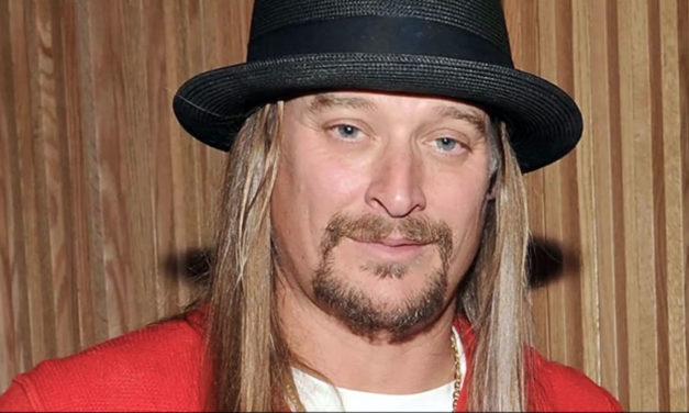 Kid Rock Wins Election for US Senate